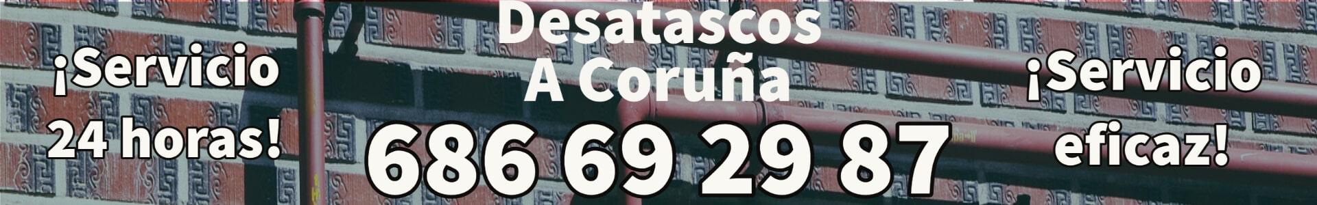 Desatascos A Coruña